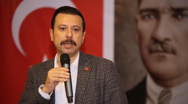 Mahmut Atilla Kaya: Kocaoğlu çark etme ustasıdır
