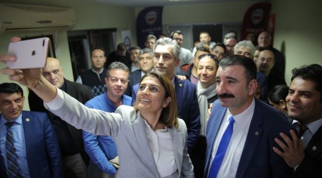 """AK Partili Eroğlu: """"Gücümüze güç katacaksınız"""""""