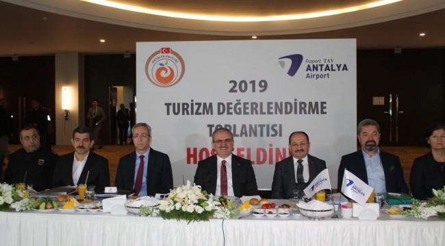Antalya turizminde 16 milyon beklentisi