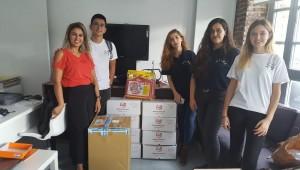 Atlas Sağlık Eğitim Vakfı'ndan Siirt'e dostluk eli