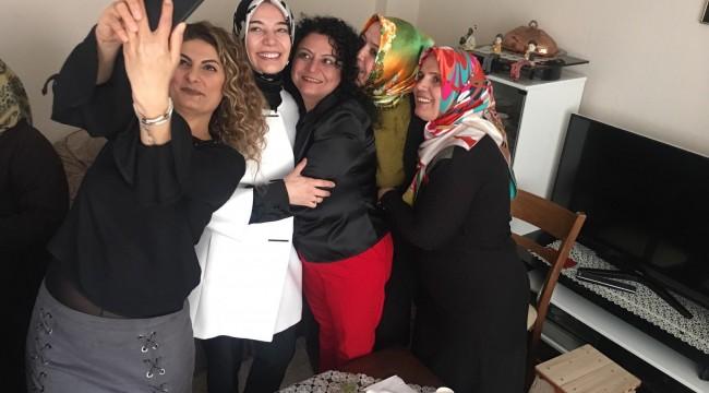 Ayşen Zeybekci'den dönüşüm mesajları