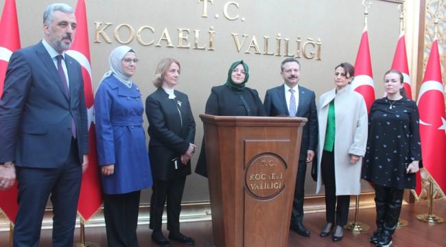 Bakan Selçuk, 'Bilimde Kadın ve Kız Çocukları' Günü Kocaeli'de kutladı