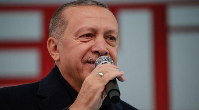 Erdoğan: AKM'yi Gezi'de esnafımızı yağmalamanın aracı haline getirdiler