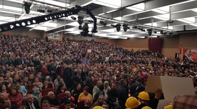 EYT'liler Ankara'da toplandı: Sandıkta hesabını soracağız