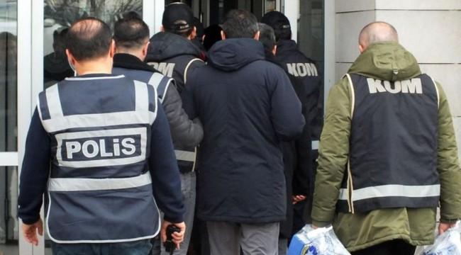İzmir'de büyük FETÖ operasyonu!176 gözaltı kararı!
