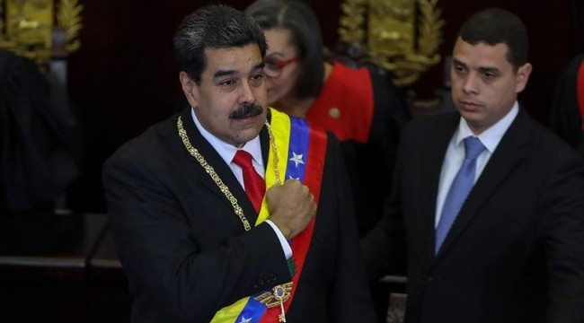 Maduro'dan kurucu meclis için seçim kararı
