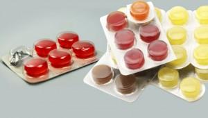 Şeker içeren pastiller mikropların gelişimine davetiye çıkarıyor