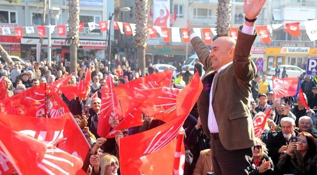 Soyer: İzmir'de işsiz genç aşsız ev kalmayacak!