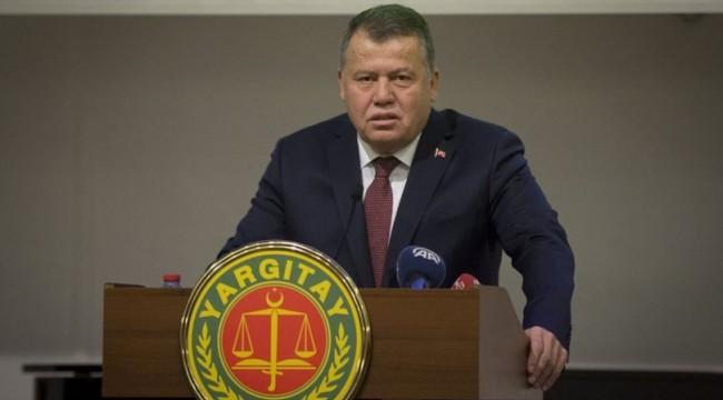 Yargıtay Başkanı seçildi