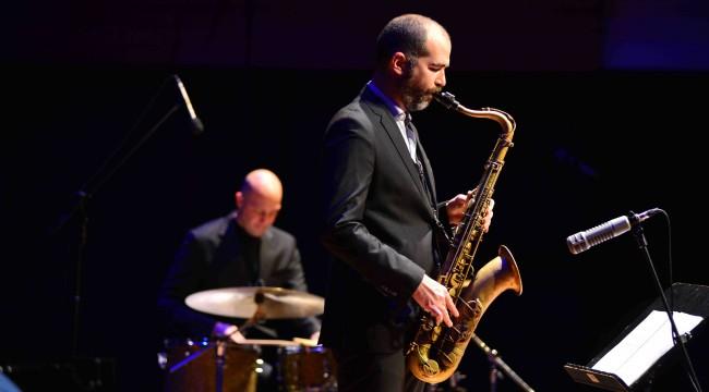 26. İzmir Avrupa Caz Festivali Ferit Odman Quartet Konseri ile başladı