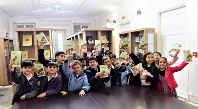 Bornova Belediyesi farklı mahallerdeki 7 kütüphaneyle vatandaşlara hizmet veriyor