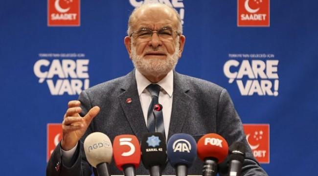 Karamollaoğlu: Bu seçimlerde patlama yapacağız