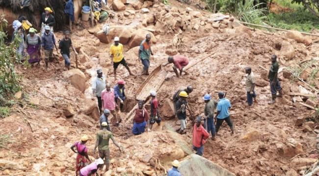 Tropikal felakette ölü sayısı 700'ü geçti! Türkiye yardıma koştu!