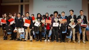 TÜBİTAK 50. Lise Öğrencileri Araştırma Projeleri Ödülleri verildi