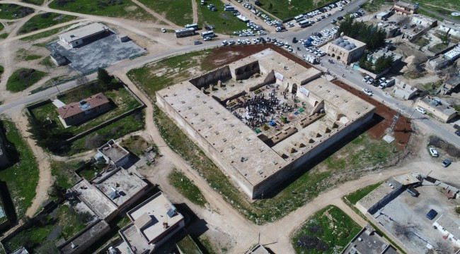 Türkiye'nin en büyük tarım müzesi açıldı