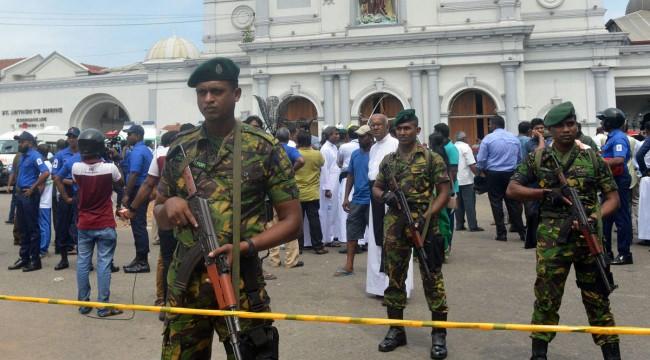 AFP: Sri Lanka polisi saldırılar hakkında 10 gün öncesinden uyarılmıştı