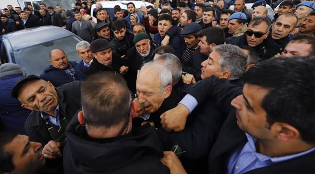 Başkan Oğuz'dan saldırıya kınama