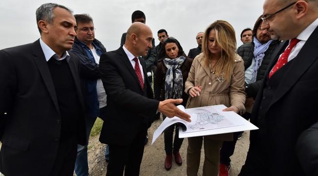 Başkan Soyer: Kadifekale'yi kültür ve cazibenin merkezi olmasını sağlayacağız