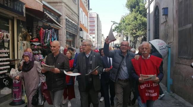 CHP'li Beko'dan 1 Mayıs daveti