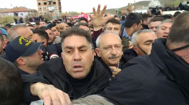 Emniyet Genel Müdürü, Kılıçdaroğlu'na linç girişimininde jandarmayı suçladı