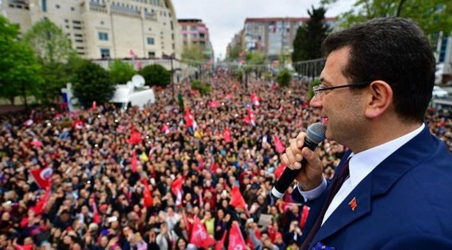 İmamoğlu'ndan Maltepe mitingi: '16 milyon İstanbullu ile kucaklaşmak istiyorum'