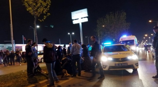 İzmir'de cinayet gibi kaza: 1 ölü