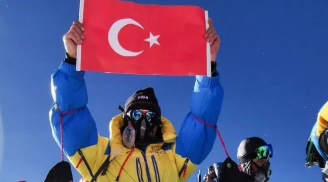 Arçelik, iklim değişikliği mücadelesini Everest'in zirvesine taşıdı