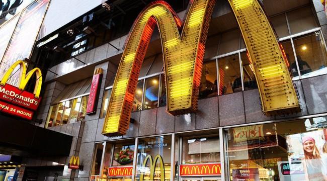 Avusturya'daki McDonald's restoranlarında 'büyükelçilik hizmeti': Bir patates kızartması, bir McVize lütfen