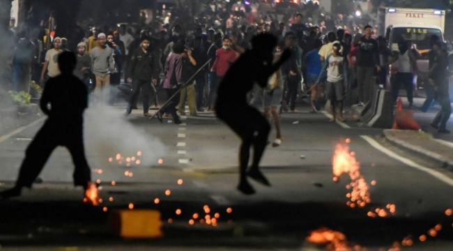Endonezya'da seçim protestoları: 6 kişi öldü, devlet başkanı 'kargaşaya izin yok' dedi