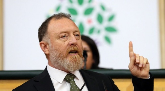 HDP Eş Genel Başkanı Temelli;