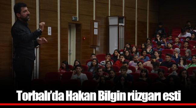 Torbalı'da Hakan Bilgin rüzgarı esti
