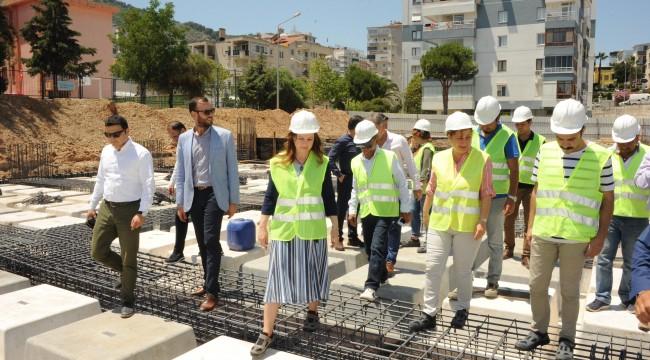 Balçova'ya yeni kültür merkezi