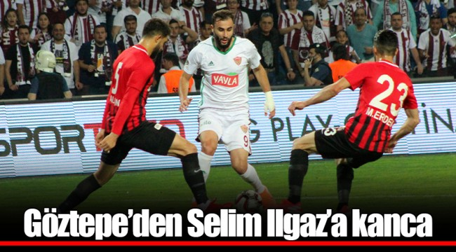 Göztepe'den Selim Ilgaz'a kanca