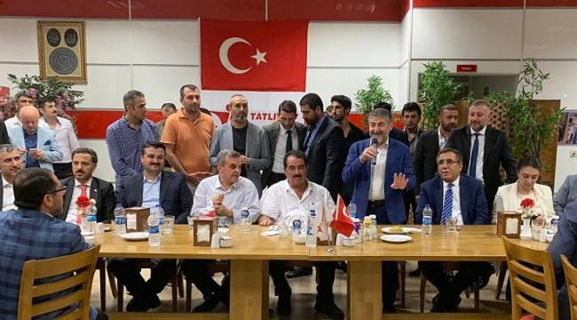 İbrahim Tatlıses: Tayyip Erdoğan için ölürüm