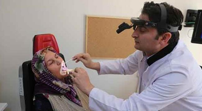 Kırılan dişinden dil kanseri oldu!