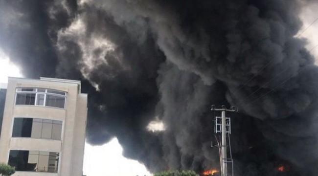 Kocaeli'de 4 kişinin yaşamını yitirdiği fabrika yangınında 2 tutuklama