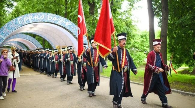 Moskova'da Türkiye Festivali kapılarını açtı