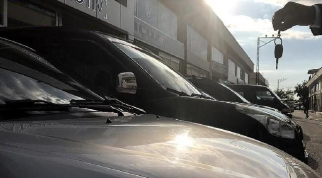 Otomotiv pazarı yılın ilk 5 ayında yüzde 50 daraldı