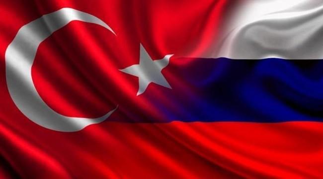 Rusya ile Türkiye arasındaki ticaret hacmi ocak-nisan döneminde yüzde 11.9 azaldı