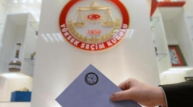 YSK açıkladı: 68 bin 17 kişi oy kullanamayacak