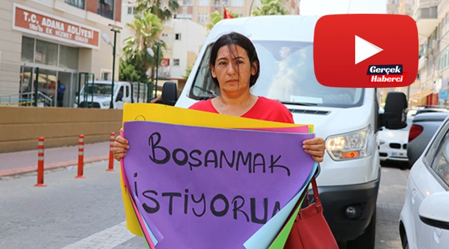 5 yıldır boşanamayan kadının yardım çığlığı: 'Sokakta ölmek istemiyorum'