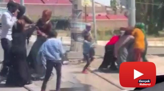Ağrı'da dilencilerin yer kavgası