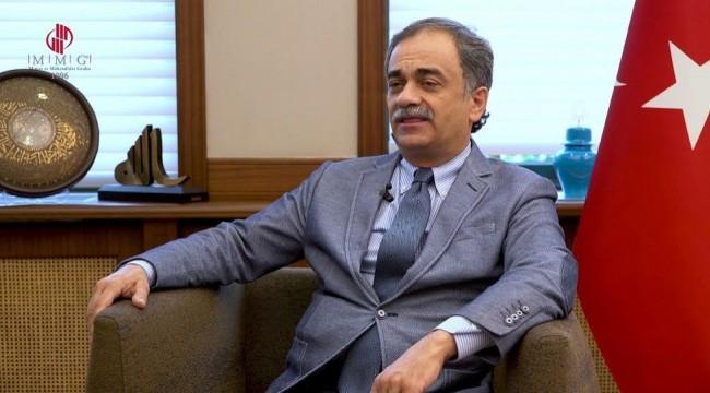 Eski İBB Genel Sekreteri Baraçlı'dan istifa açıklaması