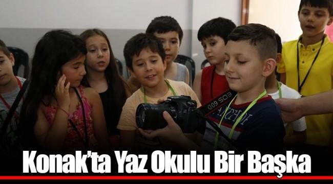 Konak'ta Yaz Okulu Bir Başka