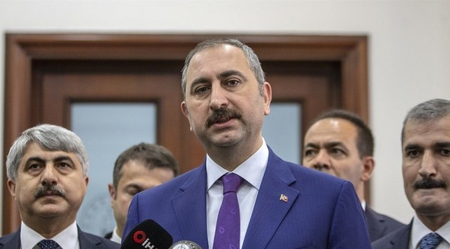 Adalet Bakanı Gül'den idam açıklaması