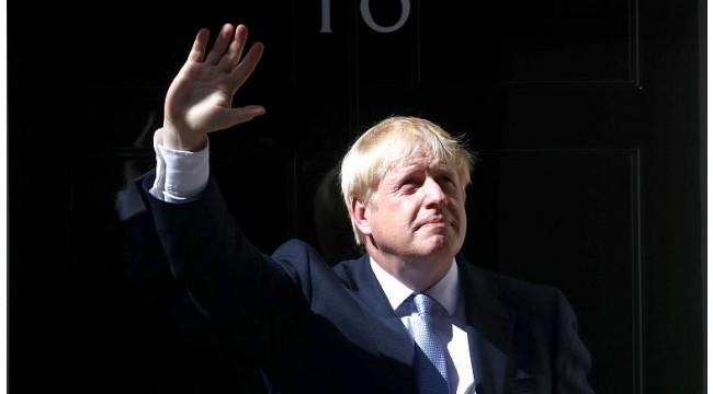 Boris Johnson'dan sosyal medya üzerinden Brexit mesajı