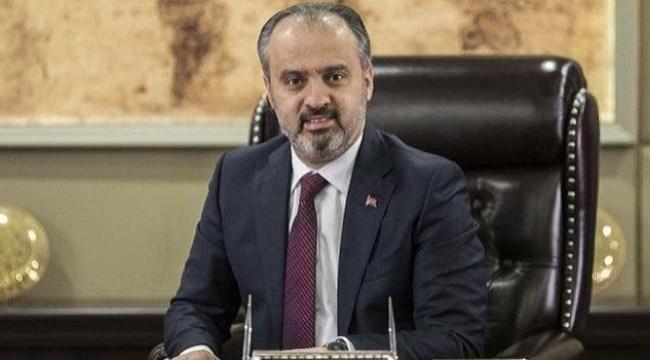 Bursa Büyükşehir Belediye Başkanı Alinur Aktaş huzur hakkı aldığı şirketlerden istifa etti