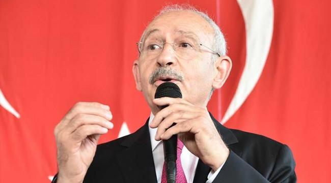 CHP, partilere ve Adalet Bakanlığı'na davet gönderdi, yargı paketiyle ilgili önerilerini açıklayacak