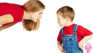 Çocuklarda inatla baş etme yolları