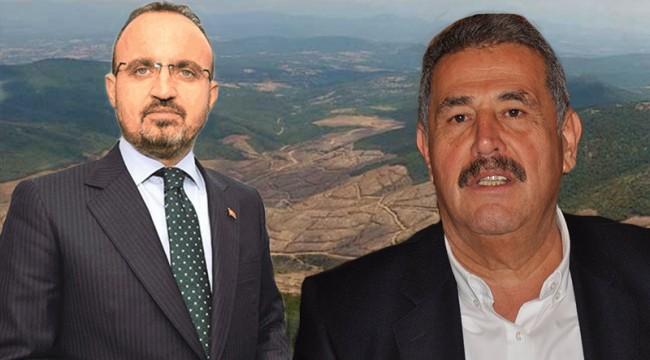 Eski bakan Ersümer'den AKP'li Turan'a Kaz Dağları yanıtı